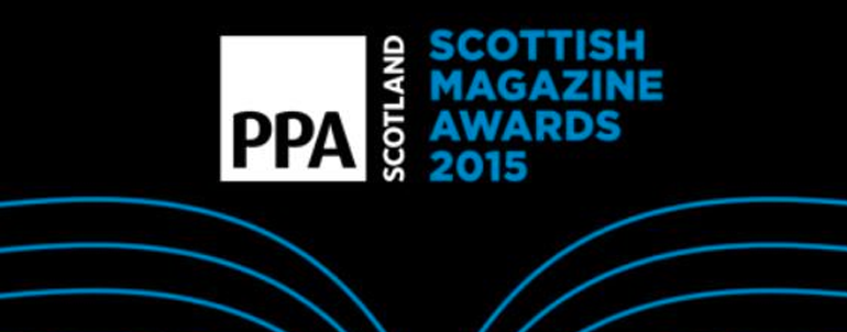 Scottish Magazine Awards 2015…the countdown is on!